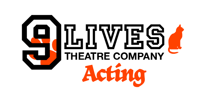 The Nine Lives Theatre Company Acting lessons logo
