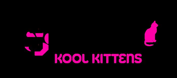 The Nine Lives Theatre Company Kool Kittens logo.