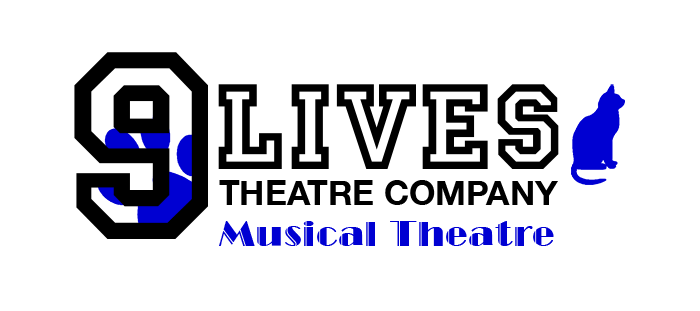 The Nine Lives Theatre Company Musical Theatre lessons logo