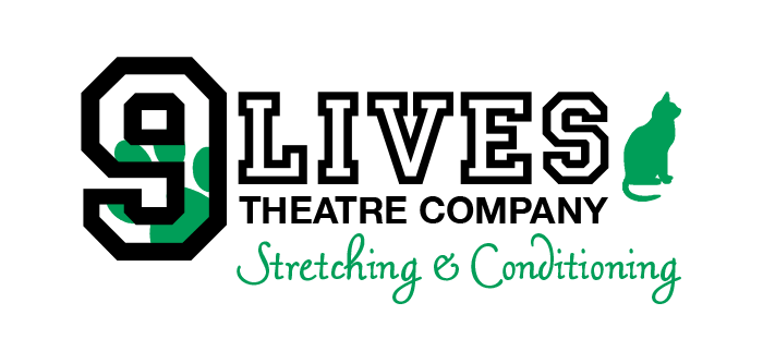 The Nine Lives Theatre Company Stretching and Conditioning logo